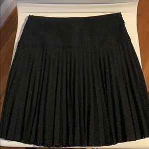 J. Crew black skirt size 0